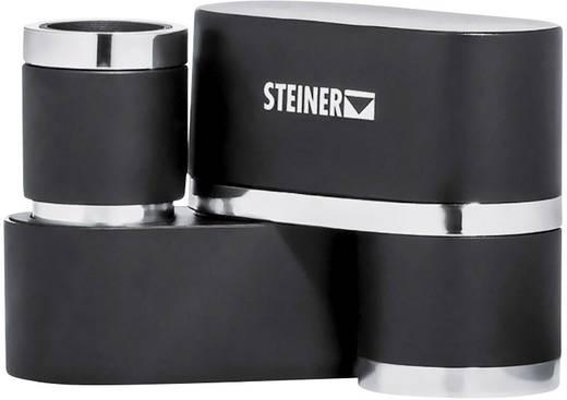 Monokular Steiner Miniscope 8 x 22 mm Schwarz