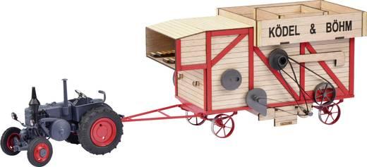 Schuco 450898900 Spur 1 Lanz Bulldog mit Dreschmaschine