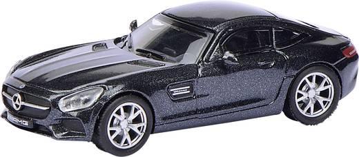 Schuco 452620500 H0 Mercedes Benz AMG GT S, schwarz