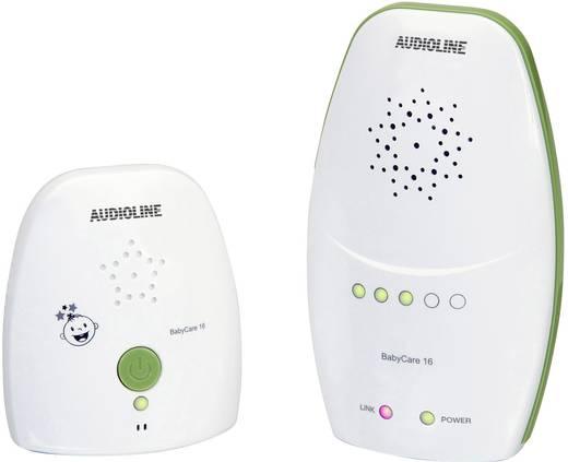 Audioline Baby Care 16 903695 Babyphone Digital 2.4 GHz