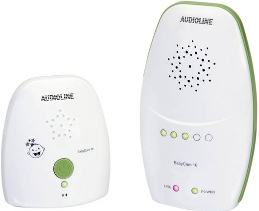 Babyphone Digital Audioline 903695 Baby Care 16 2.4 GHz