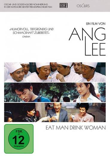 DVD Eat Drink Man Woman FSK: 12
