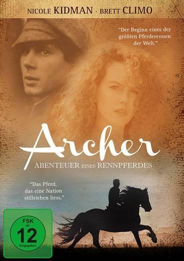 DVD Archer Abenteuer eines Rennpferds 3. Auflage FSK: 12