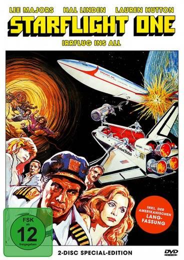 DVD Starflight One Irrflug ins Weltall Special Edition FSK: 12