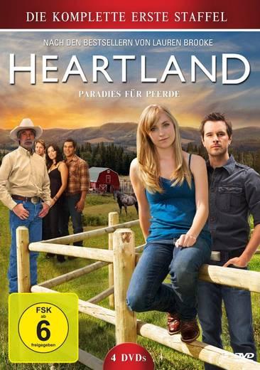 DVD Heartland 1.Season FSK: 6