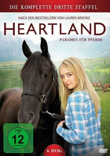 DVD Heartland 3.Season FSK: 12