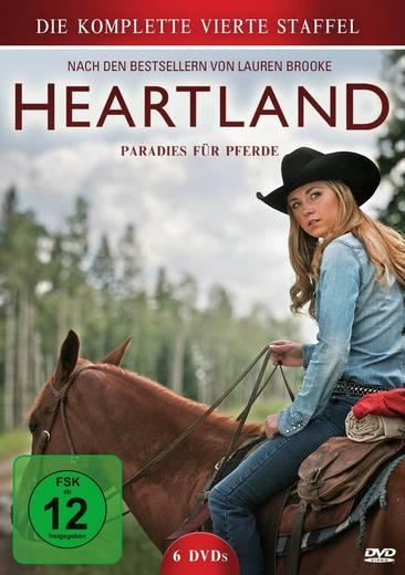 DVD Heartland 4.Season FSK: 12