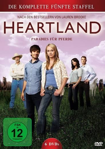 DVD Heartland 5.Season FSK: 12