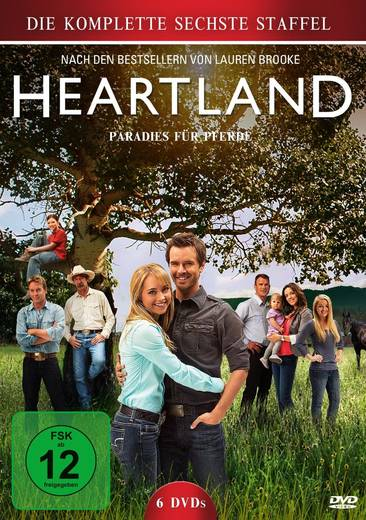 DVD Heartland 6.Season FSK: 12