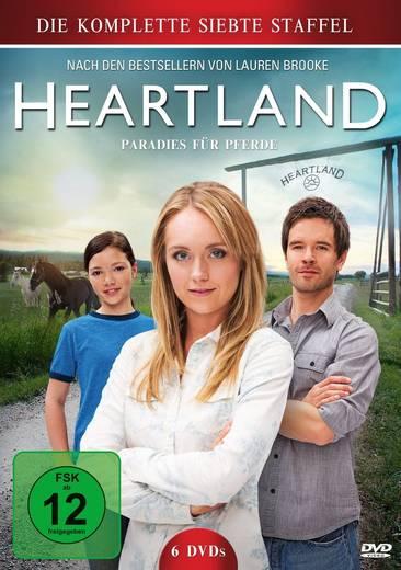 DVD Heartland 7.Season FSK: 12