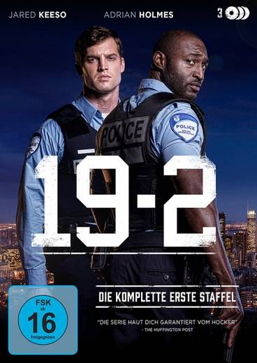 DVD 19-2 Staffel 01 FSK: 16