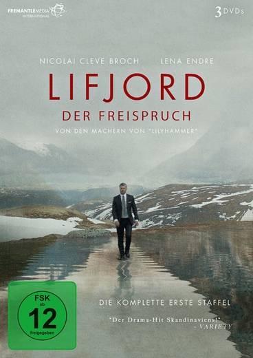 DVD Lifjord Der Freispruch Staffel 01 FSK: 12