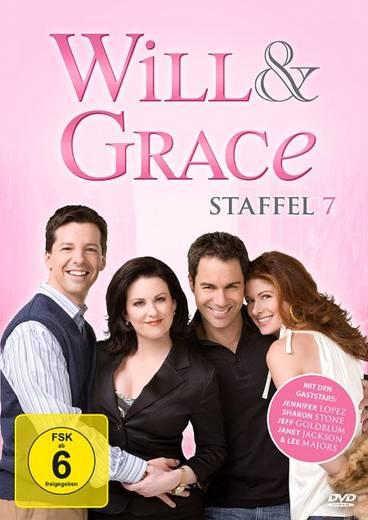 DVD Will & Grace Staffel 7 FSK: 0