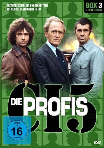 DVD Die Profis Box 3 FSK: 16