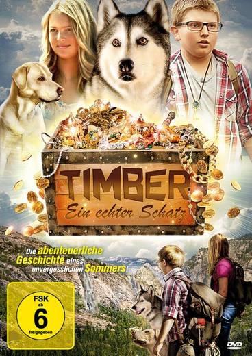 DVD Timber Ein echter Schatz FSK: 6