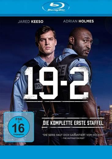 blu-ray 19-2 Staffel 01 FSK: 16