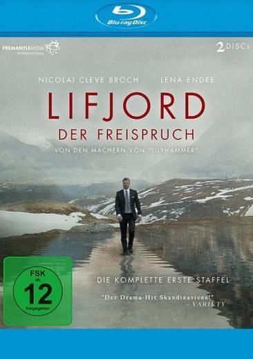blu-ray Lifjord Der Freispruch Staffel 01 FSK: 12