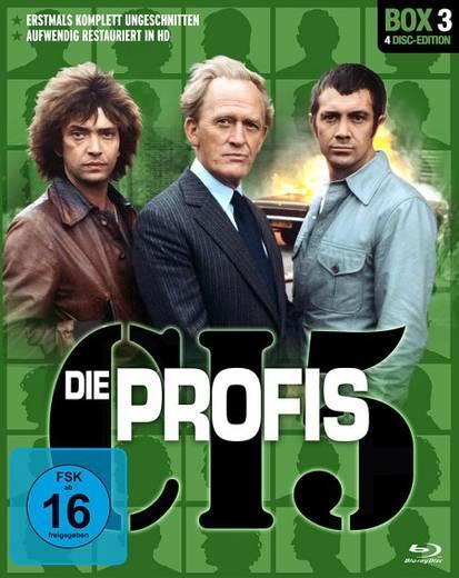 blu-ray Die Profis Box 3 FSK: 16