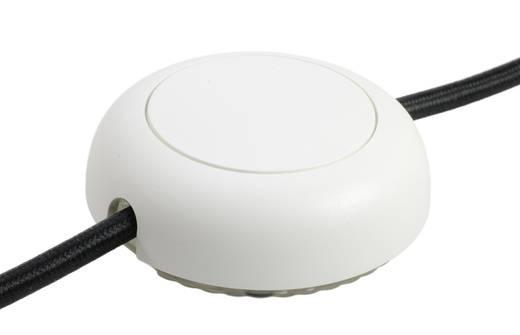 interBär 8124-008.01 LED-Schnurdimmer mit Schalter Weiß 1 x Aus/Ein Schaltleistung (min.) 5 W Schaltleistung (max.) 150