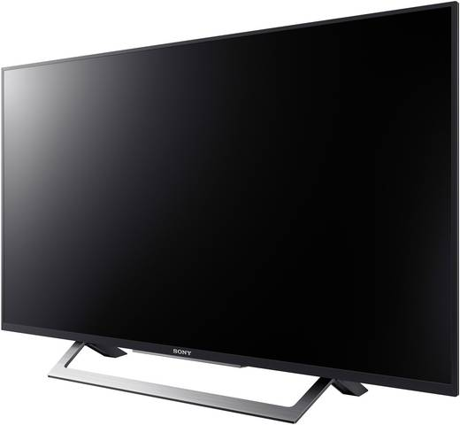 Sony BRAVIA KDL32WD755 LED-TV 80 cm 32 Zoll EEK A+ DVB-T2, DVB-C, DVB-S, Full HD, Smart TV, WLAN, PVR ready, CI+ Schwarz