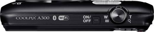Nikon Coolpix A-300 Digitalkamera 20.1 Mio. Pixel Opt. Zoom: 8 x Schwarz WiFi, Bluetooth