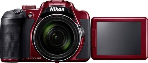 Nikon Coolpix B-700 Digitalkamera 20.3 Mio. Pixel Opt. Zoom: 60 x Rot Full HD Video, Dreh-/schwenkbares Display, WiFi