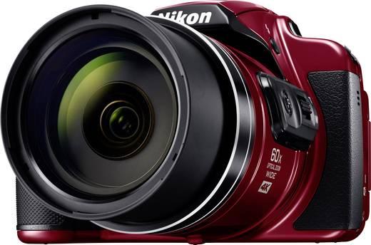 Nikon Coolpix B-700 Digitalkamera 20.3 Mio. Pixel Opt. Zoom: 60 x Rot