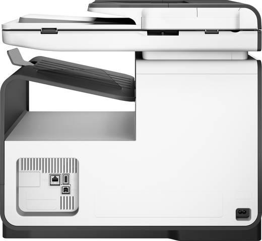 HP PageWide Pro 477dw Tintenstrahl-Multifunktionsdrucker A4 Drucker, Scanner, Kopierer, Fax LAN, WLAN, Duplex, Duplex-AD
