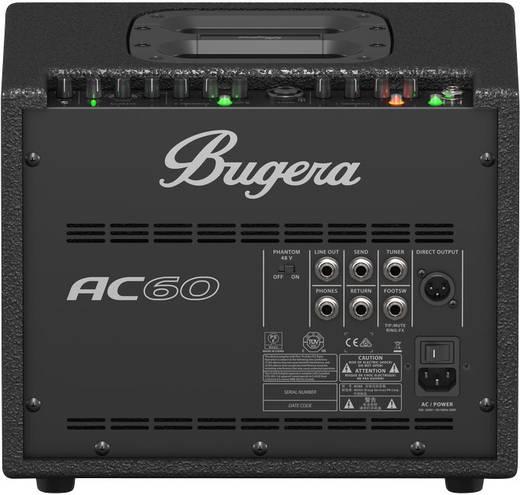 Akustikgitarrenverstärker Bugera AC60 Schwarz