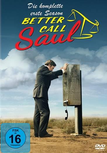 DVD Better Call Saul Staffel 01 FSK: 16