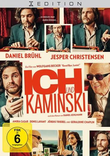 DVD Ich und Kaminski FSK: 6