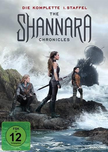 DVD The Shannara Chronicles Staffel 01 FSK: 12