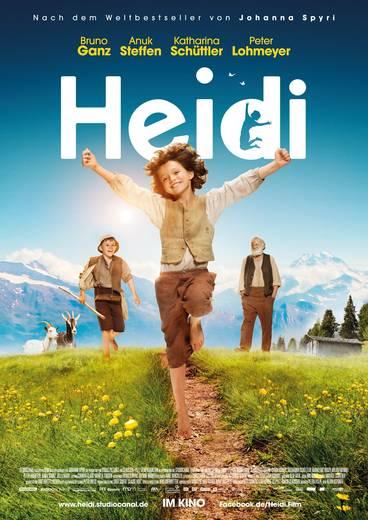 DVD Heidi FSK: 0