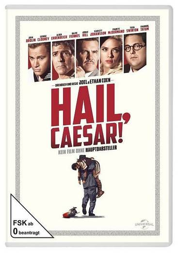 DVD Hail, Caesar! FSK: 0