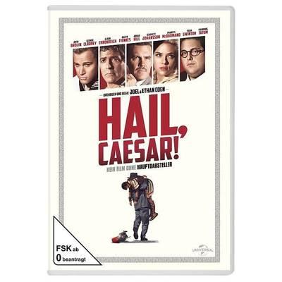 DVD Hail, Caesar! FSK: 0 Preisvergleich