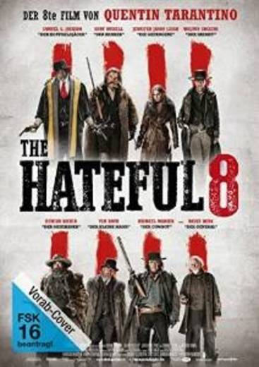 DVD The Hateful 8 FSK: 16