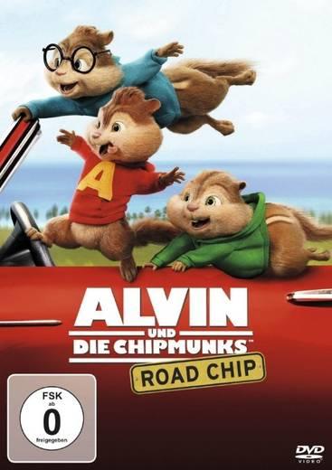 DVD Alvin und die Chipmunks: Road Chip FSK: 0