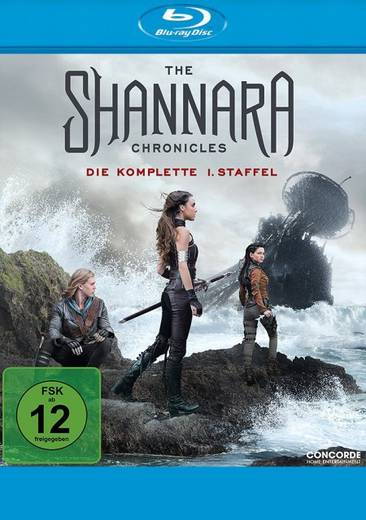 blu-ray The Shannara Chronicles Staffel 01 FSK: 12