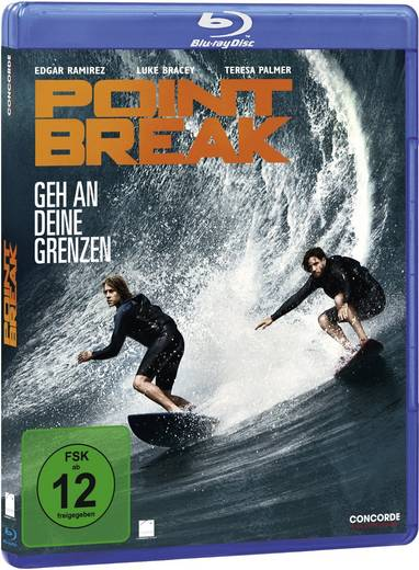 blu-ray Point Break FSK: 12