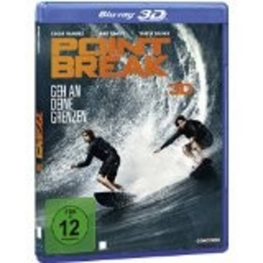 blu-ray 3D Point Break Blu-ray 3D FSK: 12