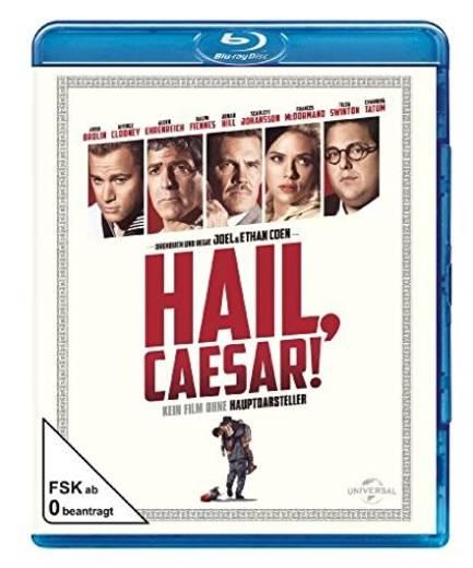 blu-ray Hail, Caesar! FSK: 0