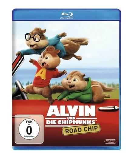 blu-ray Alvin und die Chipmunks: Road Chip FSK: 0