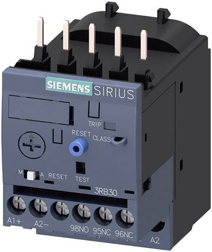 Überlastrelais 1 Schließer, 1 Öffner 1 St. Siemens 3RB3016-1NB0