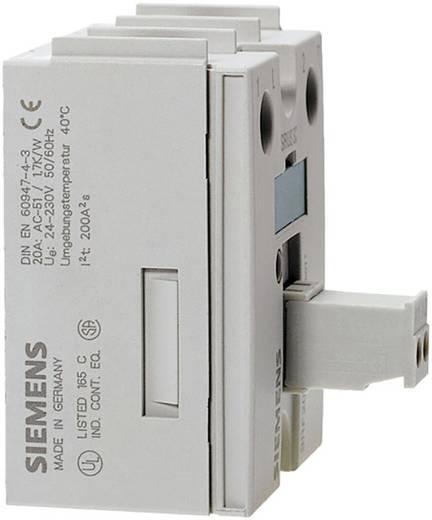 Siemens Halbleiterrelais 1 St. 3RF2020-1AA45 Last-Strom (max.): 20 A Nullspannungsschaltend