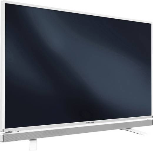 grundig 49gfw6628 led tv 123 cm 49 zoll eek a a e wei gl nzend kaufen. Black Bedroom Furniture Sets. Home Design Ideas