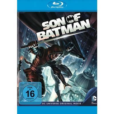 blu-ray Son of Batman FSK: 16 Preisvergleich
