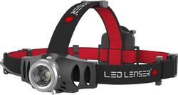 LED čelovka Ledlenser H6R H6R, napájeno akumulátorem, 132 g, černá, červená