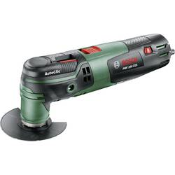 Multifunkčné náradie Bosch Home and Garden PMF 250 CES 0603102100, 250 W, vr. príslušenstva, + púzdro, 12-dielna