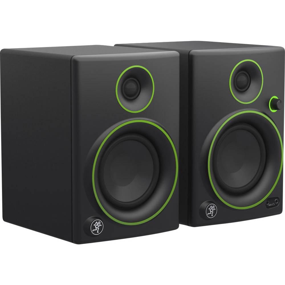 aktiver monitor lautsprecher cm 4 zoll mackie cr4 25. Black Bedroom Furniture Sets. Home Design Ideas