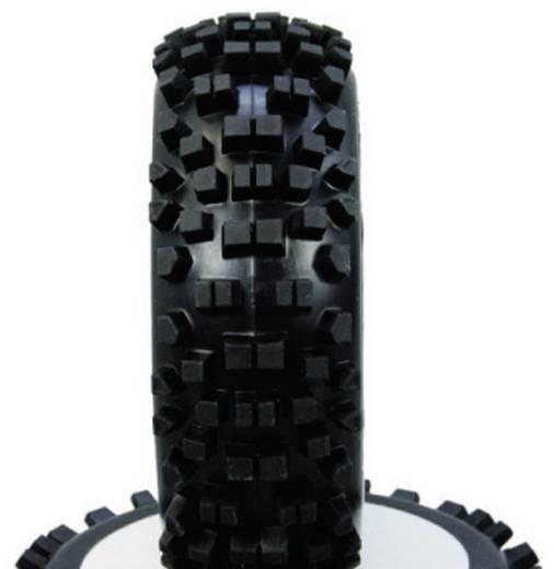 Jamara Buggy Komplettrad mit Disk-Felge N/A und Grobe Stollen Reifen-Profil